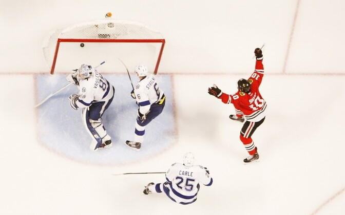 Chicago Blackhawks - Tampa Bay Lightning