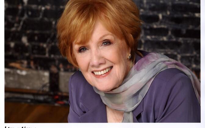 Laulja Marni Nixon, 22. veebruar 1930 - 24. juuli 2016