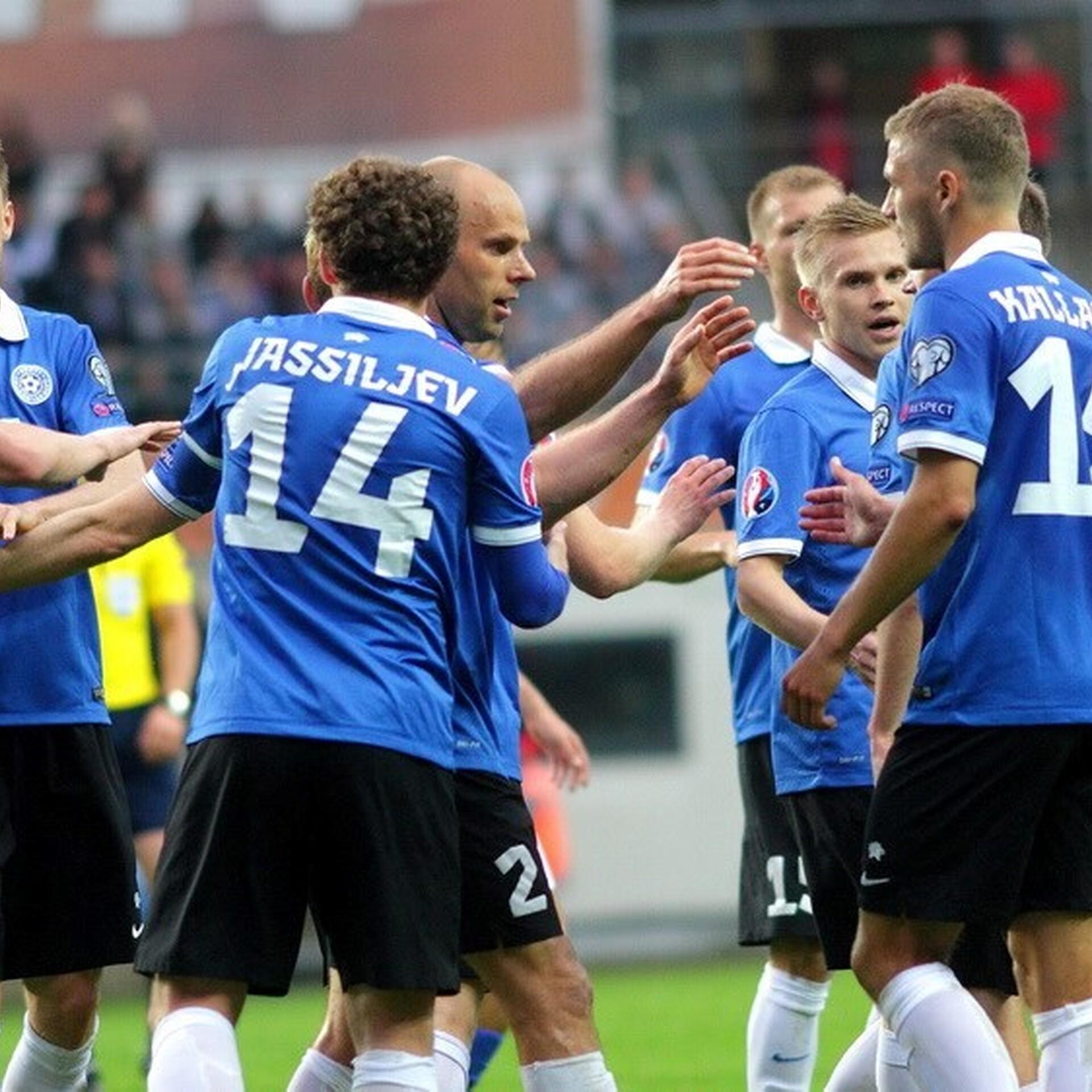 0cbd2357160 FIFA kinnitas, et Eesti kuulub MM-valiksarja loosimisel neljandasse gruppi  | Jalgpall | ERR