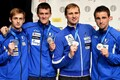 Estonian men's epee fencing team finished second at the European Fencing Championships in Switzerland.