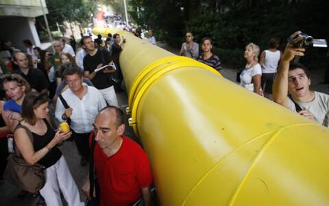 2008. aasta Veneetsia arhitektuuribiennaali Eesti ekspositsioon: gaasitoru