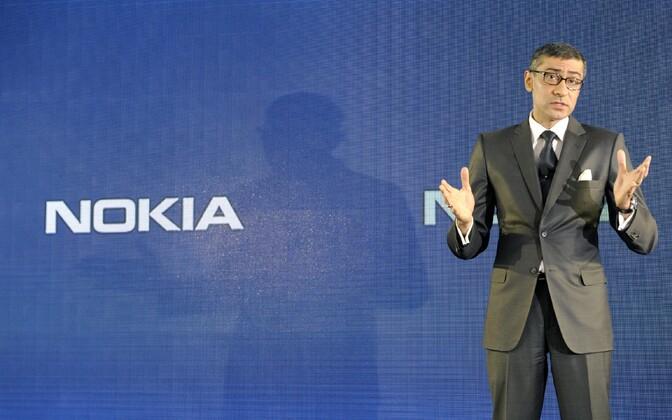 Nokia tegevjuht Rajeev Suri