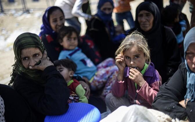 Põgenikekriis.