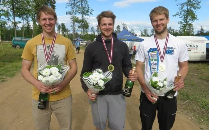 Veiko Rääts, Elary Talu, Martin Leok