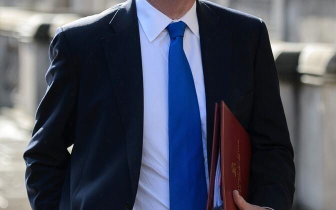 Briti kaitseminister Michael Fallon