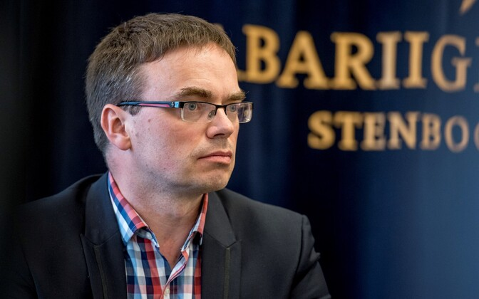 Chairman of the Foreign Affairs Committee of the Riigikogu Sven Mikser (SDE).