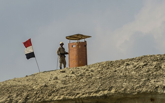 Egiptuse sõdur