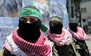 Hamasi võitlejad Gaza sektoris