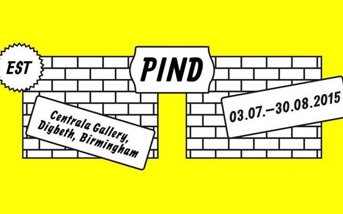 Näitus PIND: Carl-Robert Kagge, Anton Koovit, Uku Sepsivart