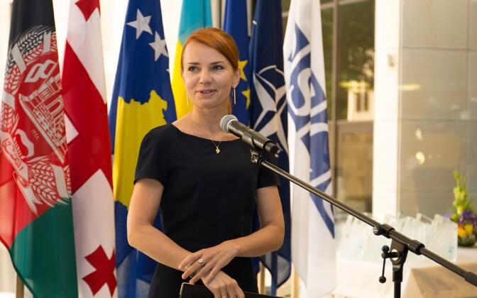FM Keit Pentus-Rosimannus resigned after being found liable in Autorollo civil lawsuit.