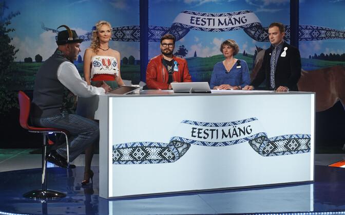 Eesti mäng. Kaidor Kahar, Margit Kilumets, Kristo Elias