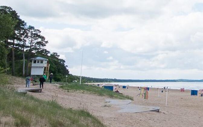 Narva-Jõesuu rand