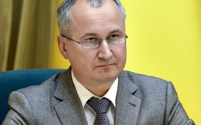 SBU juht Vassõl Hrõtsak