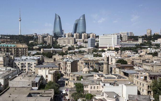 Столица Азербайджана - город Баку.