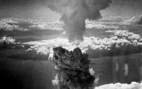 Nagasaki 9. augustil 1945. aastal.