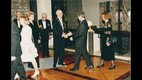 Independence Day reception by President Lennart Meri and the first lady
