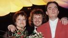 Eurovision Song Contest 1994 - singer Silvi Vrait, musician Urmas Lattikas and songwriter Ivar Must