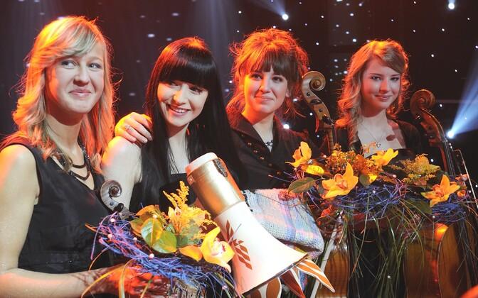 Urban Symphony - победители Eesti Laul в 2009 году