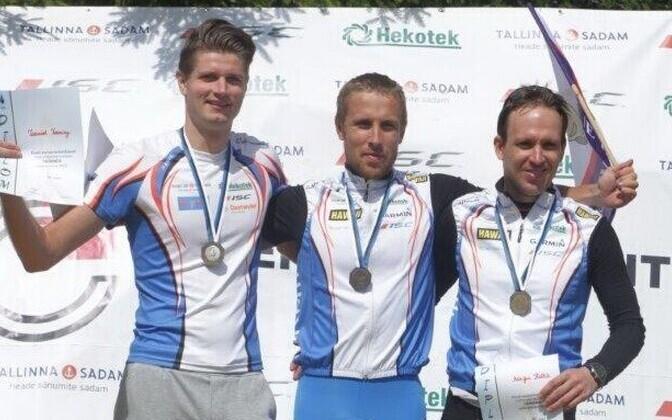 Lauri Malsroos, Taaniel Tooming, Margus Hallik
