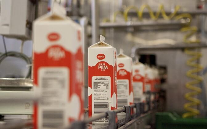 Piimatööstus