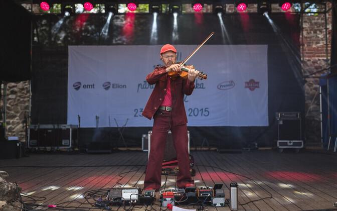Viljandi Pärimusmuusikafestival 2015: Casey Driessen