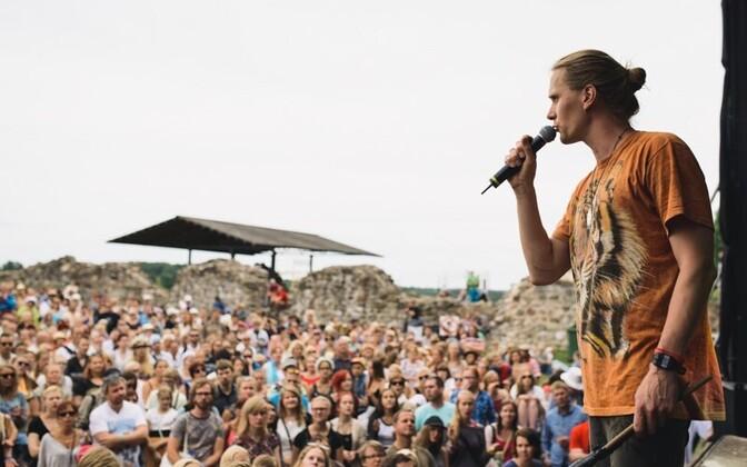 Viljandi Pärimusmuusikafestival 2015: Silver Sepp