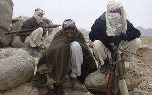 Talibani võitlejad. Illustreeriv foto.