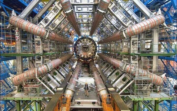 Suur Hadronite Põrguti