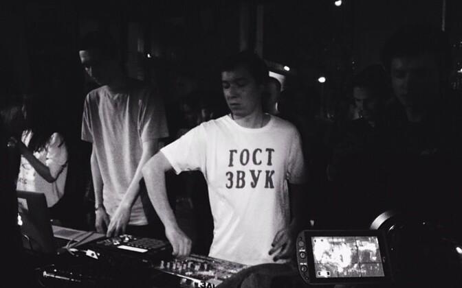 Patareivile tuleb teiste seas Moskva elektroonilise tantsumuusika saadik 8OUSYBOY.