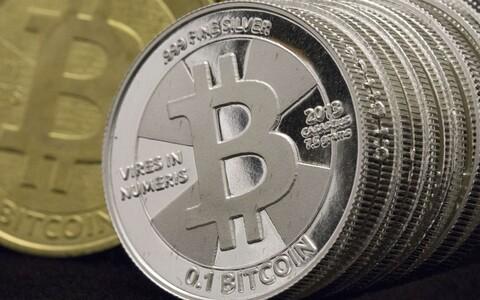 E-raha bitcoin.
