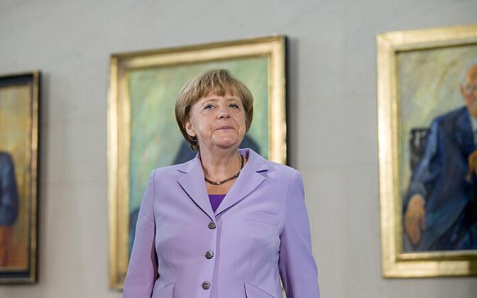 Saksamaa liidukantsler Angela Merkel