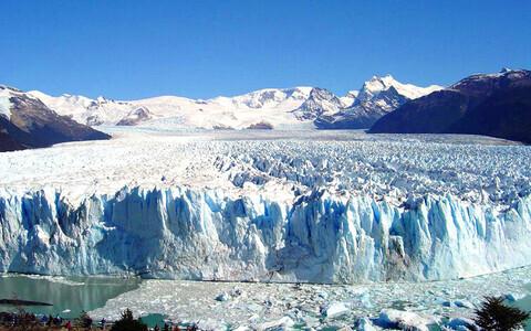 Perito Moreno liustik Argentiinas.