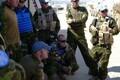 Estonian UN troops in Lebanon