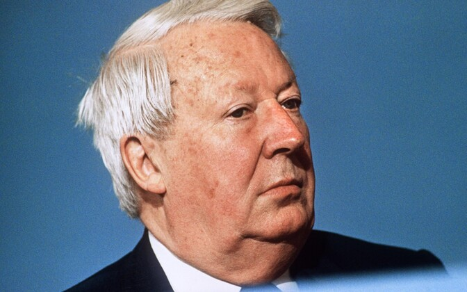 Sir Edward Heath 1989. aastal