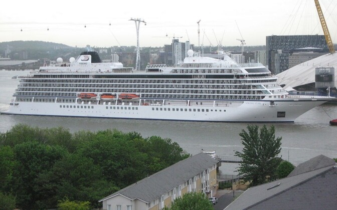 The Swiss-owned cruise ship Viking Star got stuck in Tallinn for five days, with engine trouble stopping it from continuing its journey, leaving over 900 tourists to enjoy an extended stay in Estonia's capital.