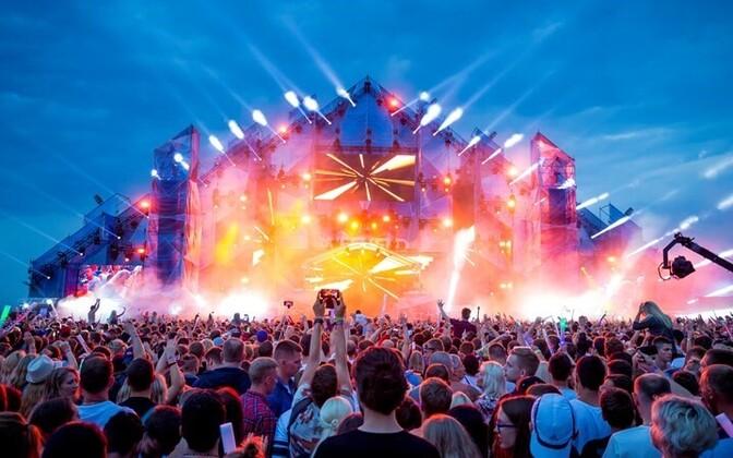 Музыкальный фестиваль Weekend Festival Baltic.