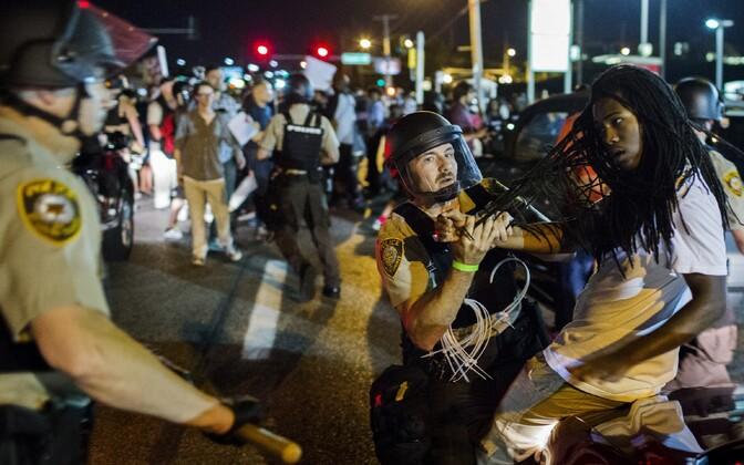 Protestid Fergusonis.