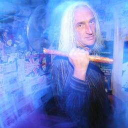 Kirjanik ja meelelahutaja Igor Maasik ehk Onu Bella