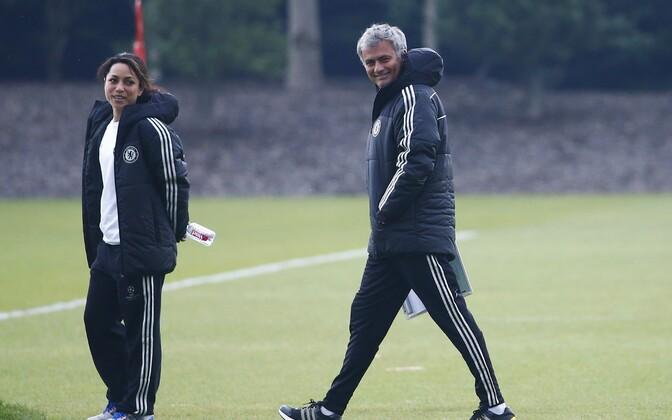 Eva Carneiro, Jose Mourinho