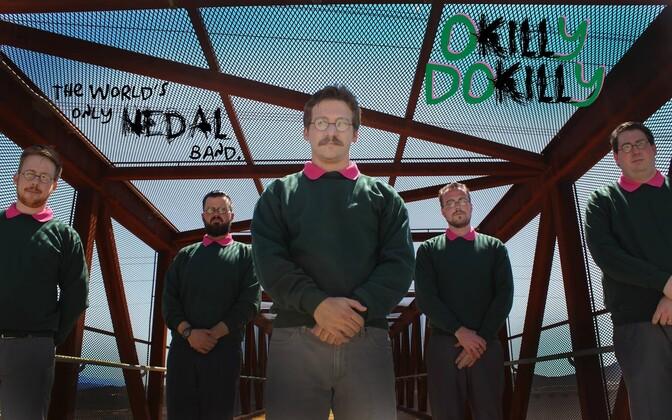 Nedali bänd Okilly Dokilly