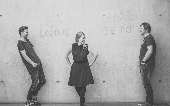 Anna-Liisa Supp ja ansambel Niidiip