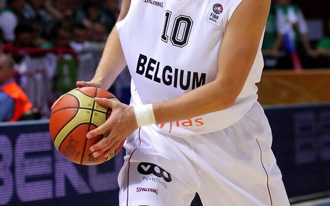 Belgia korvpall