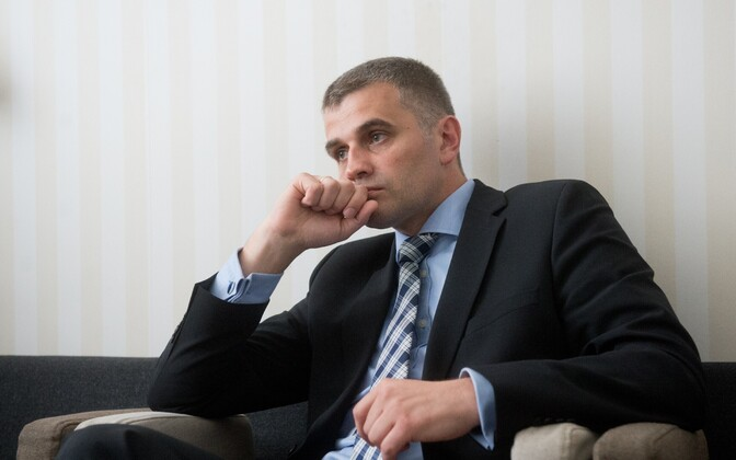 Кристьян Прикк.