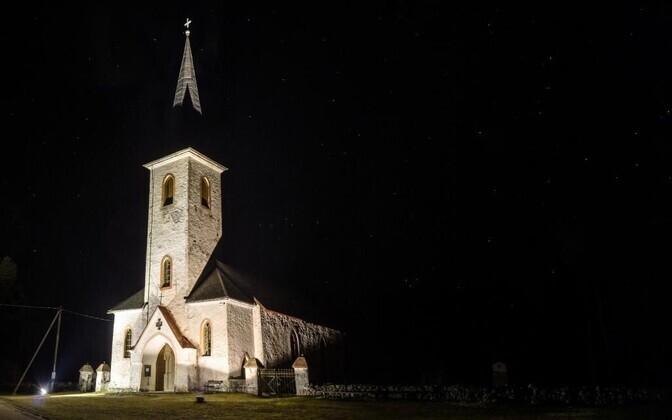 Varbla church