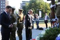 August 23 was EU-wide Remebrance Day. Estonian and Polish presidents laid wreaths at the Monument of Independence.