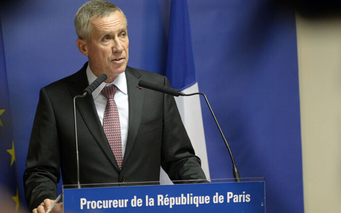 Prokurör Francois Molins
