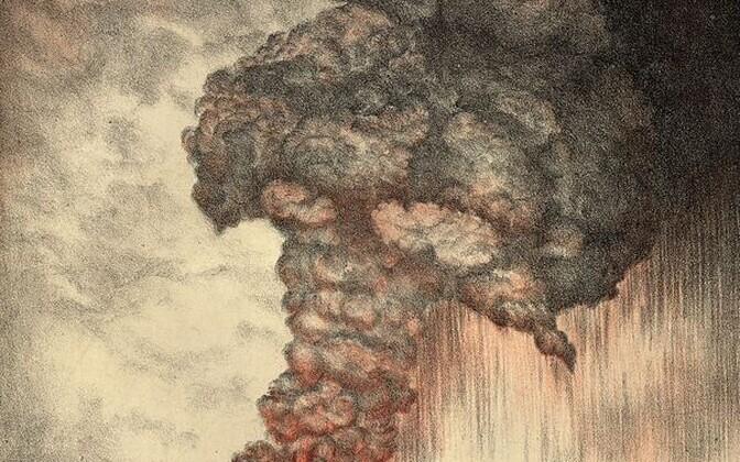 Krakatau purse