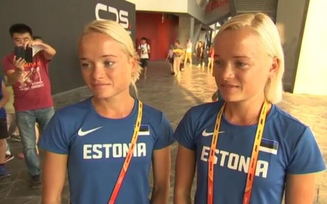 Lily ja Liina Luik