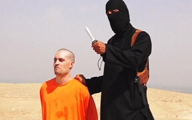 Islamiriik hukkas USA ajakirjaniku James Foley mullu augustis.