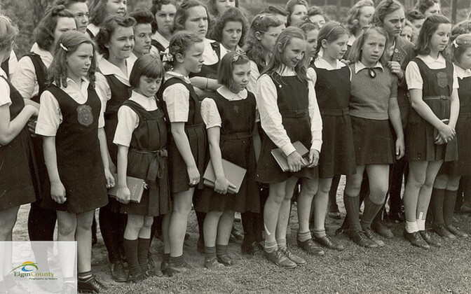 Teise maailmasõja lõpule järgnenud toidunappus ja elukvaliteedi langus ei jätnud mingeid negatiivseid jälgi 1938.-1953. aastatel sündinud tüdrukute kasvule.